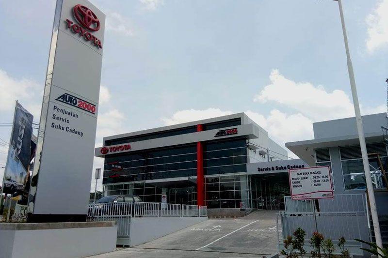 Faktor-faktor Pemikat SUV Toyota
