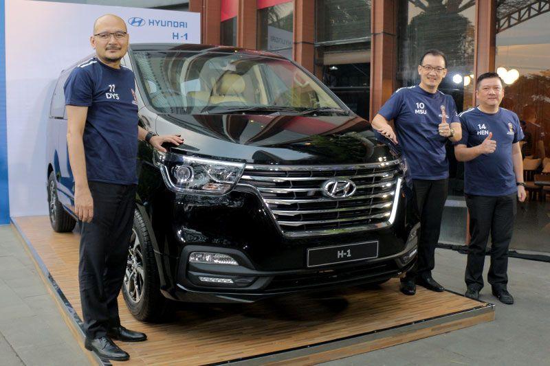 New Hyundai H-1 2018