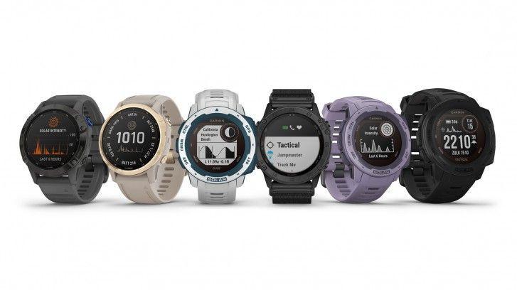 Garmin Rilis 3 Smartwatch Bertenaga Surya