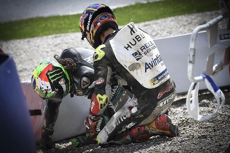 Dovizioso Menang Dramatis di MotoGP Austria 2020