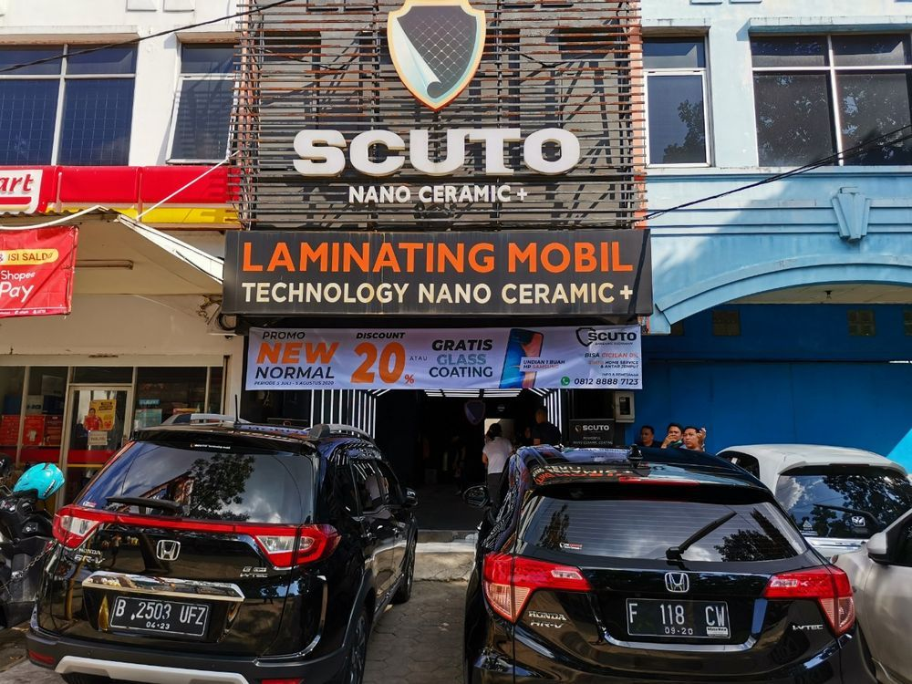Scuto Bandung Sudirman