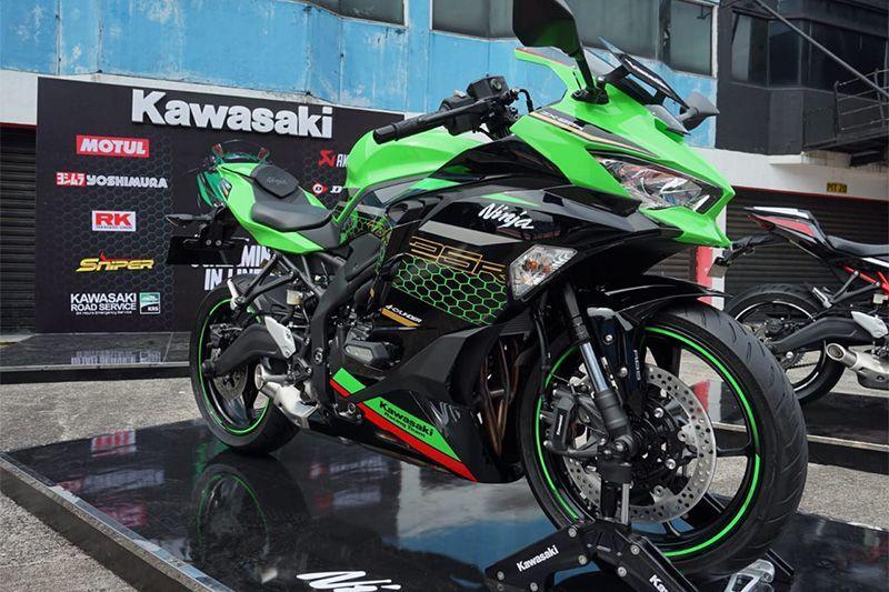 Kawasaki Ninja ZX-25R