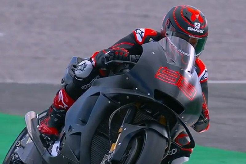 Lorenzo Repsol Honda MotoGP 2019