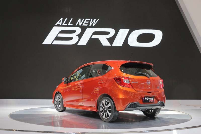 All-new Honda Brio