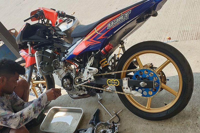 Brisk Motor Indonesia