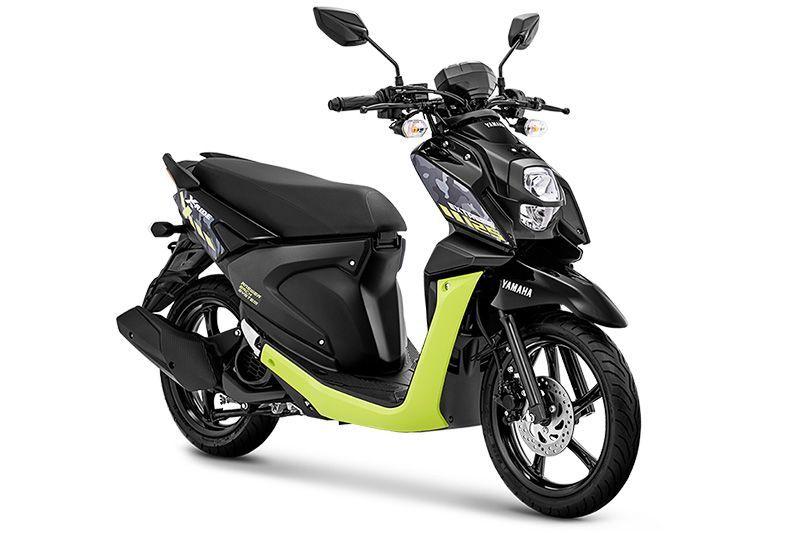 Harga Yamaha X-Ride 125