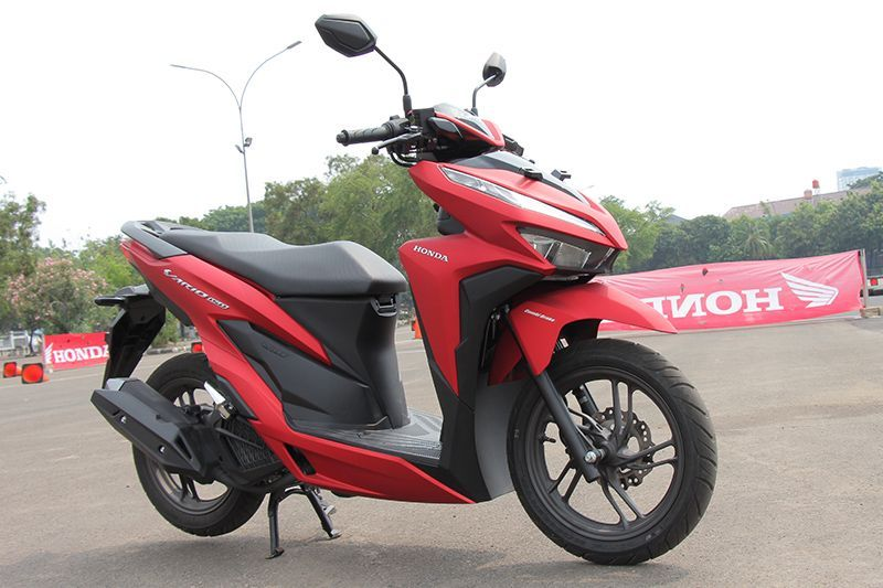 all-new Honda Vario 150