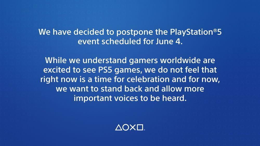 Sony Tunda Peluncuran PlayStation 5