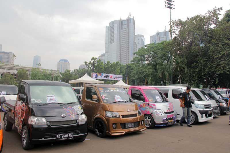Daihatsu Dress-Up Challenge Seri Final Digelar di Jakarta