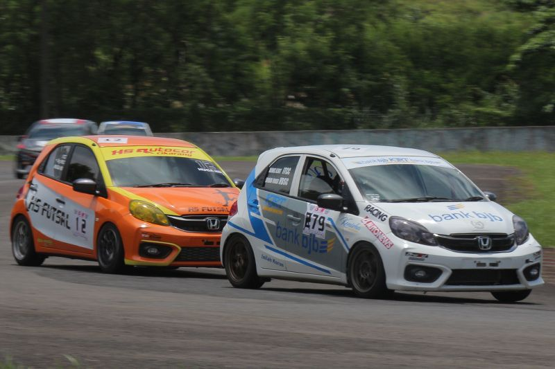 Honda Brio Speed Challenge 2018
