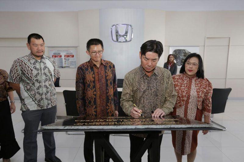 Honda Tren Alam Sutera