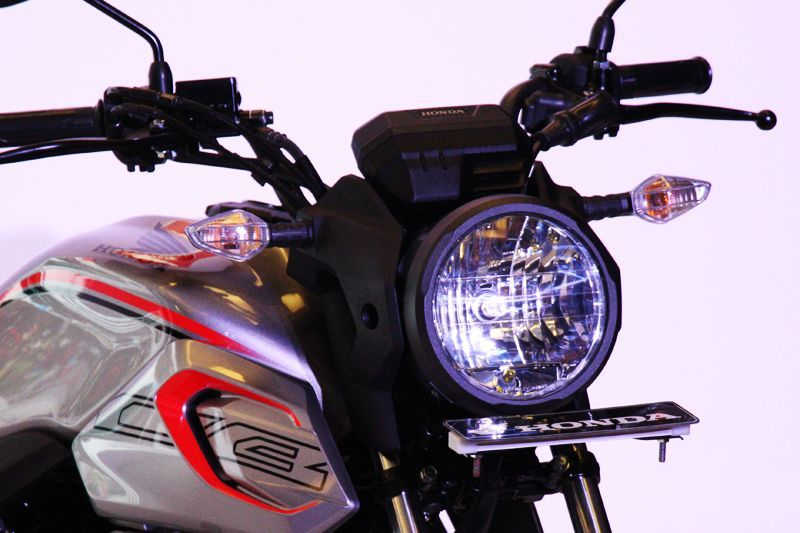 Spesifikasi all-new Honda CB150 Verza