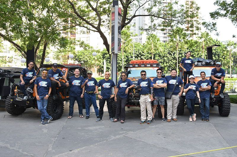 Team Mopar Badak