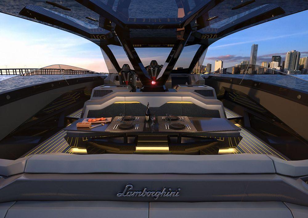 Tecnomar for Lamborghini 63