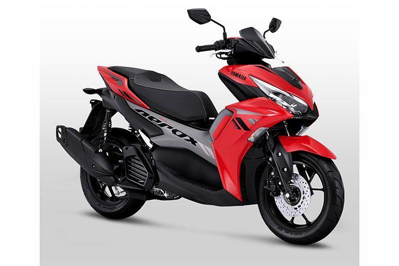 Yamaha Aerox Baru