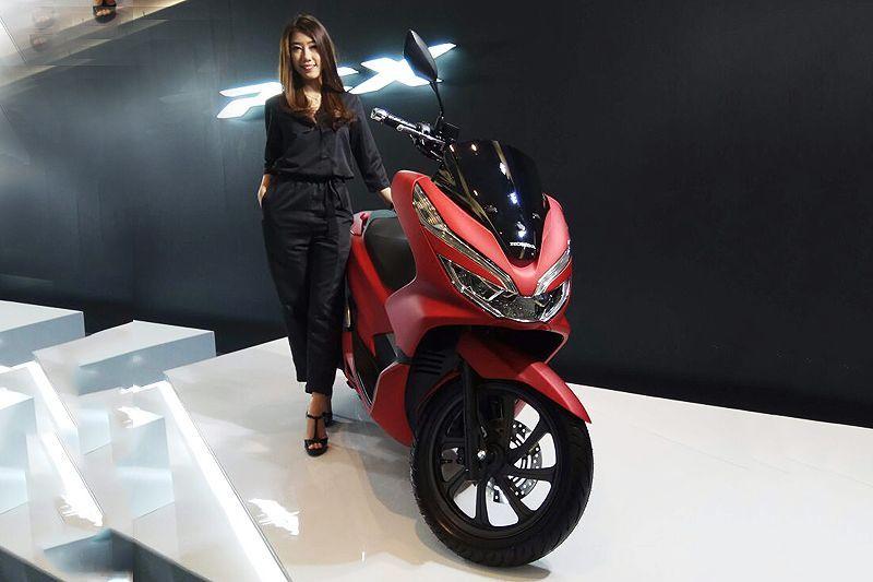 Harga all-new Honda PCX