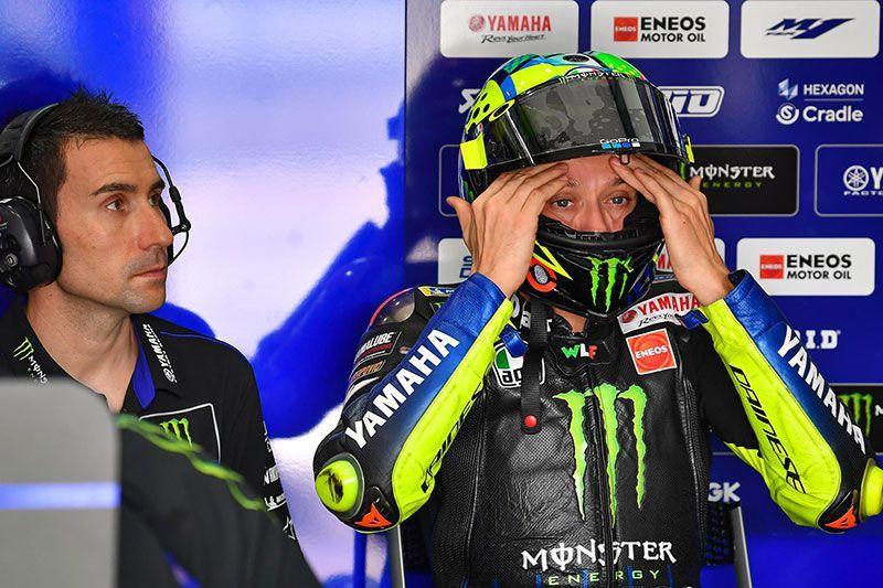 Prestasi Rossi Mulai Membaik
