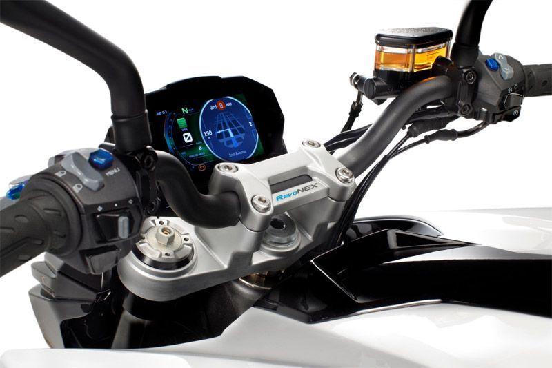 Sport Naked Bike Listrik, KYMCO RevoNEX Dijual 2021 ...