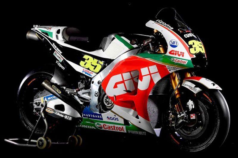 LCR Honda Cal Crutchlow MotoGP 2018