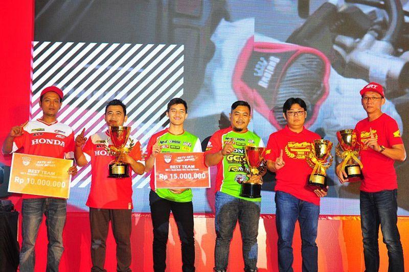Honda Dream Cup 2018 Yogyakarta