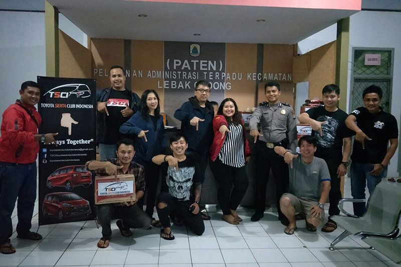 Toyota Sienta Club Indonesia