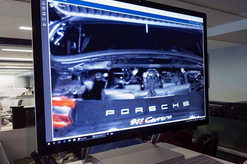 Porsche Tech Live Look