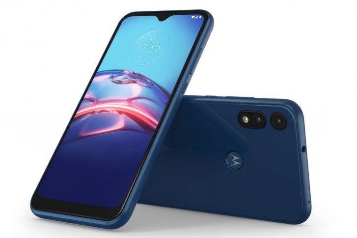 Motorola Rilis Moto E (2020)