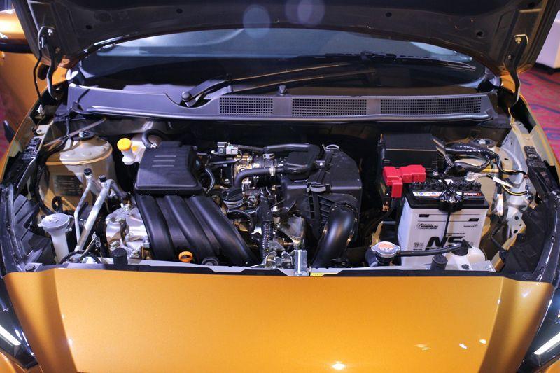 Spesifikasi Datsun Cross