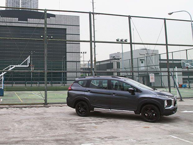 Spesifikasi Audio di Mitsubishi Xpander Cross Rockford Fosgate Black Edition
