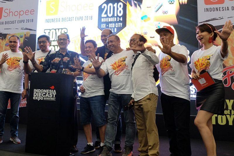 Indonesia Diecast Expo 2018