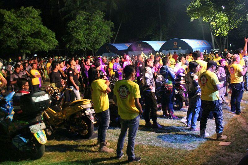 Yamaha NMax Club Indonesia Gathering Nasional 2018