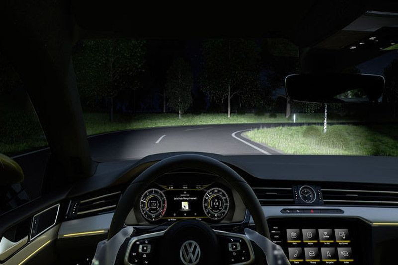 Volkswagen Active Lighting System