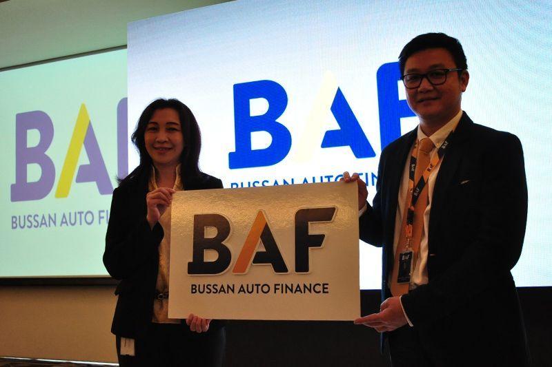 Logo Baru BAF Indonesia 2018