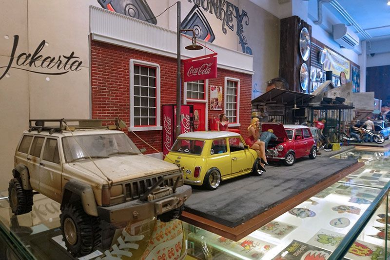 Diecast Diorama & Photography Contest