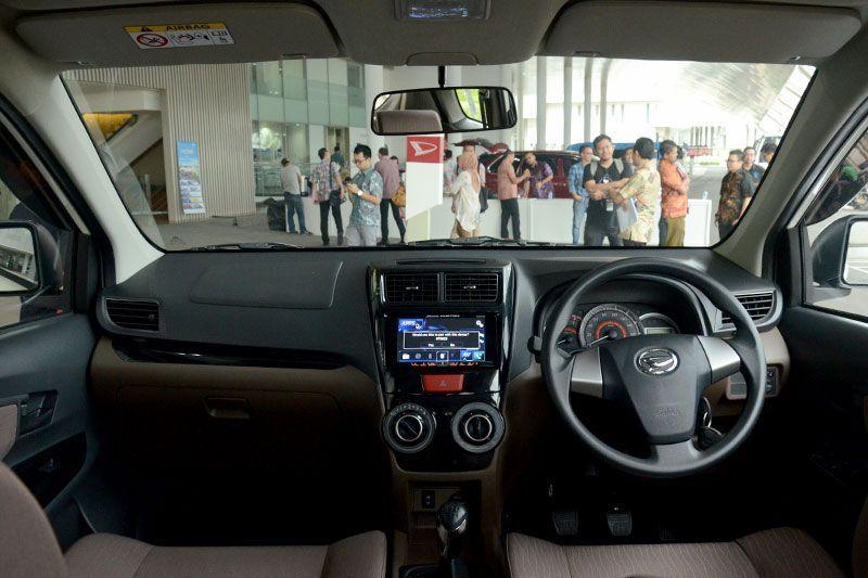 New Daihatsu Xenia Custom