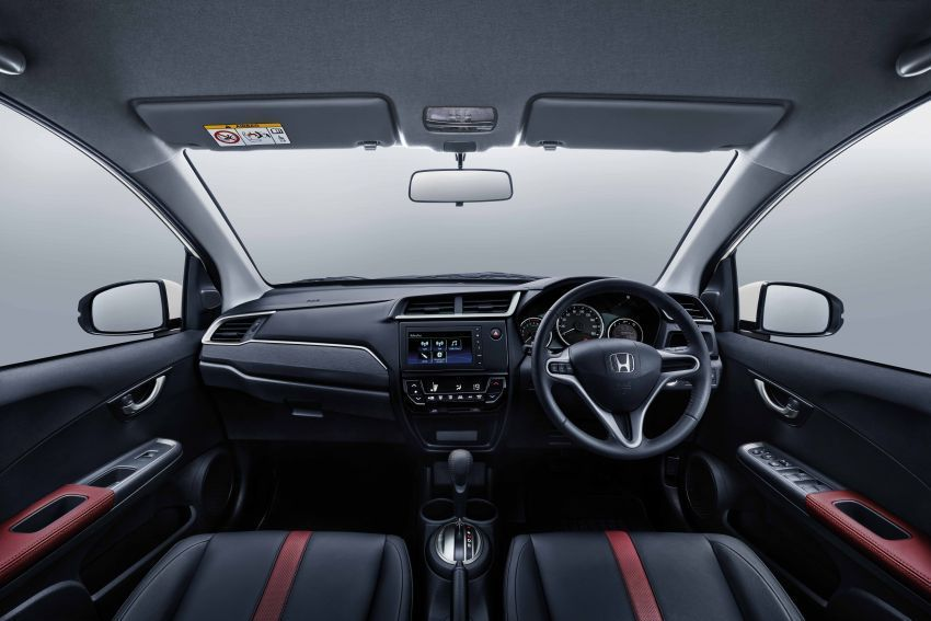Honda BR-V 2020 Meluncur di Malaysia