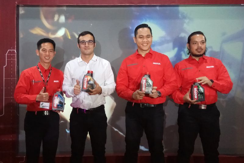 Motul Indonesia Motul Scooter 2018