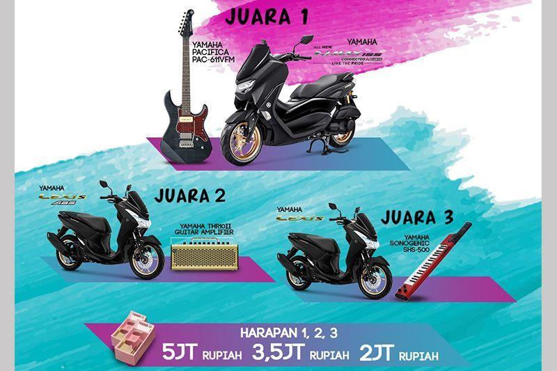 Yamaha Nmax Jingle Competition 2020