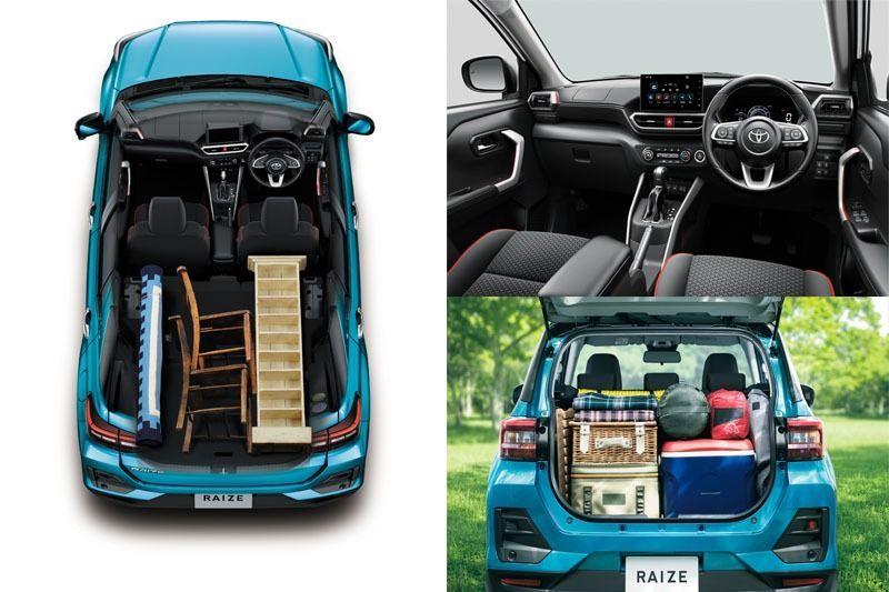 Toyota Raize Suv Kecil Dengan Harga Rp 200 Jutaan Motor Baru Otospirit Com