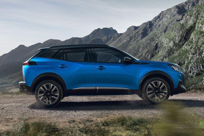 Peugeot 2008 SUV 2020