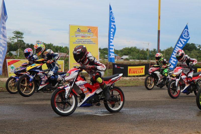 Pirelli Motorprix Bulungan Kalimantan Utara 2018