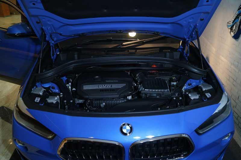 BMW X2 Meluncur dengan Satu Pilihan Mesin