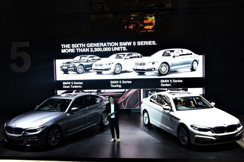 BMW Luncurkan Sedan Bisnis