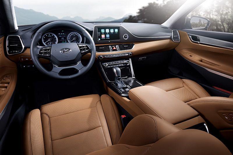 All-new Hyundai Azera