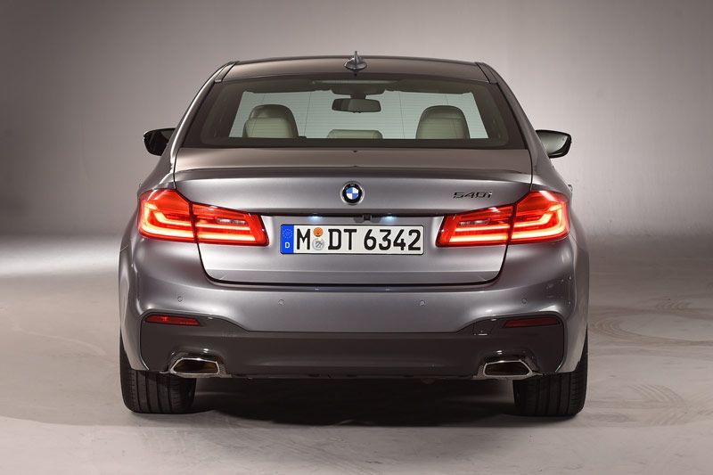 All-new BMW 5 Series