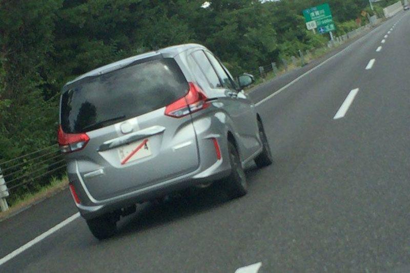 All-new Honda Freed