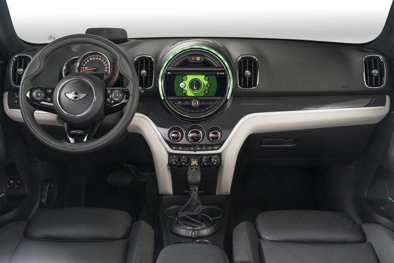 All-new MINI Countryman Plug-in Hybrid