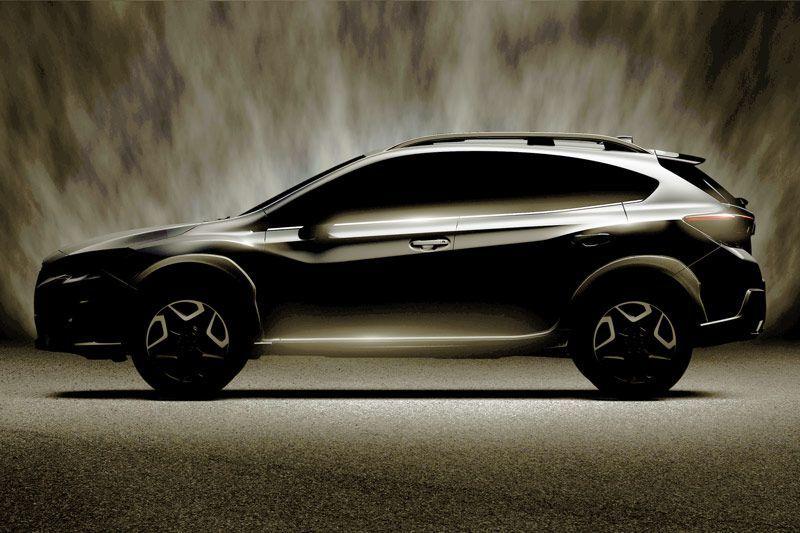 All-new Subaru XV Debut Dunia di Geneva Motor Show