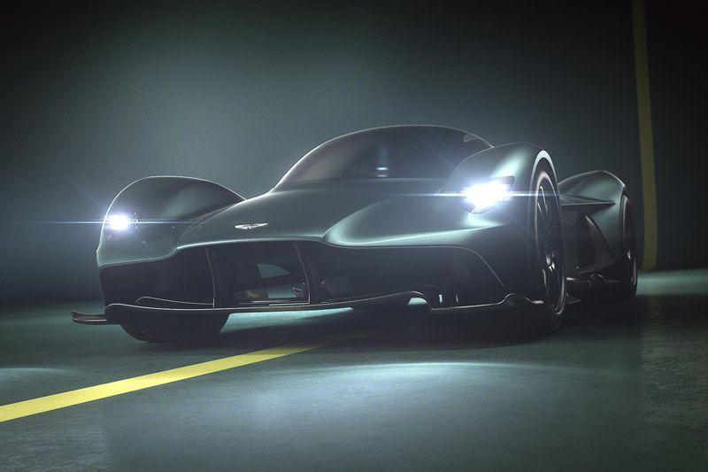 Hypercar Terbaru Aston Martin