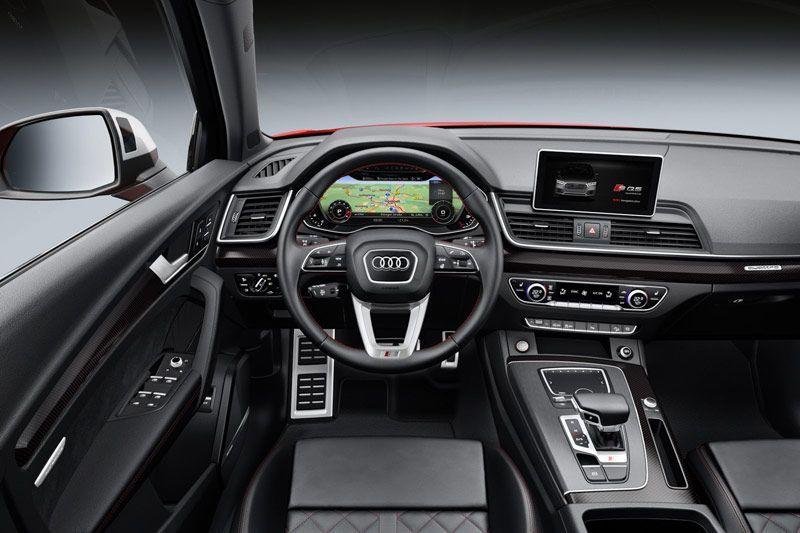 All-new Audi SQ5